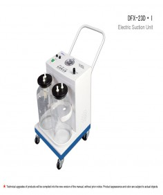 DFX-23D·I electrical suction units